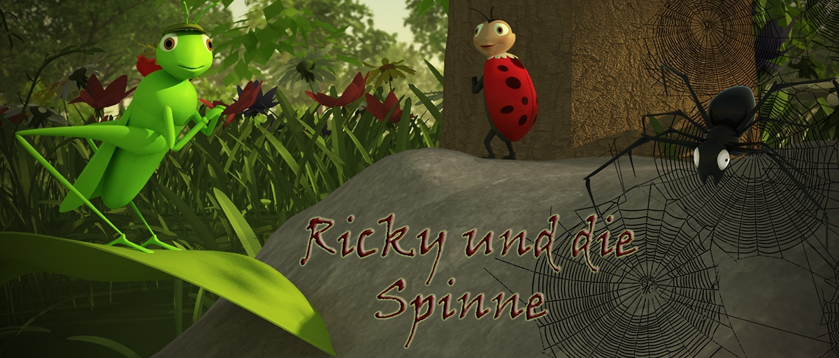 Ricky and the Spider